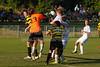 Mt Tabor Spartans vs RJR Demons Men's Varsity Soccer<br /> Forsyth Cup Soccer Tournament Consolation Match<br /> Saturday, August 24, 2013 at West Forsyth High School<br /> Clemmons, North Carolina<br /> (file 182933_803Q4488_1D3)