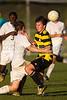 Mt Tabor Spartans vs RJR Demons Men's Varsity Soccer<br /> Forsyth Cup Soccer Tournament Consolation Match<br /> Saturday, August 24, 2013 at West Forsyth High School<br /> Clemmons, North Carolina<br /> (file 191308_BV0H4171_1D4)