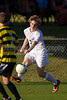 Mt Tabor Spartans vs RJR Demons Men's Varsity Soccer<br /> Forsyth Cup Soccer Tournament Consolation Match<br /> Saturday, August 24, 2013 at West Forsyth High School<br /> Clemmons, North Carolina<br /> (file 182203_BV0H3921_1D4)