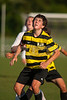 Mt Tabor Spartans vs RJR Demons Men's Varsity Soccer<br /> Forsyth Cup Soccer Tournament Consolation Match<br /> Saturday, August 24, 2013 at West Forsyth High School<br /> Clemmons, North Carolina<br /> (file 182117_QE6Q1041_1D2N)