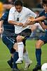 RJR vs FCDS Men's Varsity Soccer<br /> WSFCS Soccer Spec Consolation Match<br /> Tuesday, August 25, 2009 at West Forsyth High School<br /> Clemmons, North Carolina<br /> (file 170733_803Q4180_1D3)