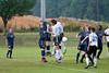 RJR vs FCDS Men's Varsity Soccer<br /> WSFCS Soccer Spec Consolation Match<br /> Tuesday, August 25, 2009 at West Forsyth High School<br /> Clemmons, North Carolina<br /> (file 170728_QE6Q9742_1D2N)