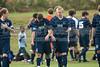 RJR vs FCDS Men's Varsity Soccer<br /> WSFCS Soccer Spec Consolation Match<br /> Tuesday, August 25, 2009 at West Forsyth High School<br /> Clemmons, North Carolina<br /> (file 170244_803Q4166_1D3)