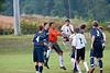 RJR vs FCDS Men's Varsity Soccer<br /> WSFCS Soccer Spec Consolation Match<br /> Tuesday, August 25, 2009 at West Forsyth High School<br /> Clemmons, North Carolina<br /> (file 170757_QE6Q9749_1D2N)