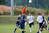 RJR vs FCDS Men's Varsity Soccer<br /> WSFCS Soccer Spec Consolation Match<br /> Tuesday, August 25, 2009 at West Forsyth High School<br /> Clemmons, North Carolina<br /> (file 170757_QE6Q9747_1D2N)