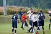 RJR vs FCDS Men's Varsity Soccer<br /> WSFCS Soccer Spec Consolation Match<br /> Tuesday, August 25, 2009 at West Forsyth High School<br /> Clemmons, North Carolina<br /> (file 170757_QE6Q9750_1D2N)