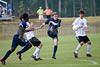 RJR vs FCDS Men's Varsity Soccer<br /> WSFCS Soccer Spec Consolation Match<br /> Tuesday, August 25, 2009 at West Forsyth High School<br /> Clemmons, North Carolina<br /> (file 170759_QE6Q9751_1D2N)