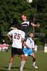 Reagan Raiders vs North Forsyth Vikings Men's Varsity Soccer<br /> Forsyth Cup Soccer Tournament<br /> Friday, August 23, 2013 at West Forsyth High School<br /> Clemmons, North Carolina<br /> (file 172401_803Q4305_1D3)