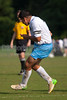 Reagan Raiders vs North Forsyth Vikings Men's Varsity Soccer<br /> Forsyth Cup Soccer Tournament<br /> Friday, August 23, 2013 at West Forsyth High School<br /> Clemmons, North Carolina<br /> (file 172407_803Q4310_1D3)