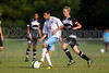 Reagan Raiders vs North Forsyth Vikings Men's Varsity Soccer<br /> Forsyth Cup Soccer Tournament<br /> Friday, August 23, 2013 at West Forsyth High School<br /> Clemmons, North Carolina<br /> (file 172153_BV0H3160_1D4)