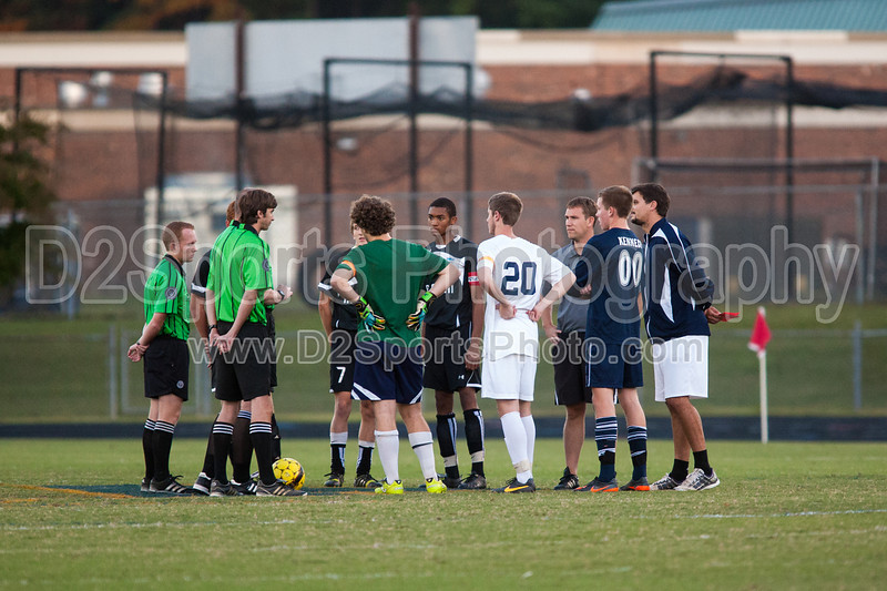 Mt Tabor Spartans vs Reagan Raiders Men's Varsity Soccer<br /> Thursday, September 26, 2013 at Mt Tabor High School<br /> Winston Salem, North Carolina<br /> (file 190339_803Q6685_1D3)