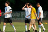 W Forsyth vs RJR Men's Varsity Soccer<br /> WSFCS Soccer Spec Semifinal<br /> Monday, August 24, 2009 at West Forsyth High School<br /> Clemmons, North Carolina<br /> (file 185449_803Q3868_1D3)
