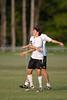 W Forsyth vs RJR Men's Varsity Soccer<br /> WSFCS Soccer Spec Semifinal<br /> Monday, August 24, 2009 at West Forsyth High School<br /> Clemmons, North Carolina<br /> (file 184141_803Q3863_1D3)