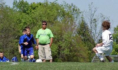 """May 2006 """"The Play"""" Captured - one of three goals Alex scored that day """"Hat Trick"""""""