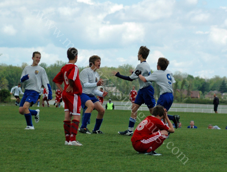 "2008 Challenge Cup<br /> ""The Play"" Luke gets called up from defense to take penalty shot<br /> May 18, 2008"