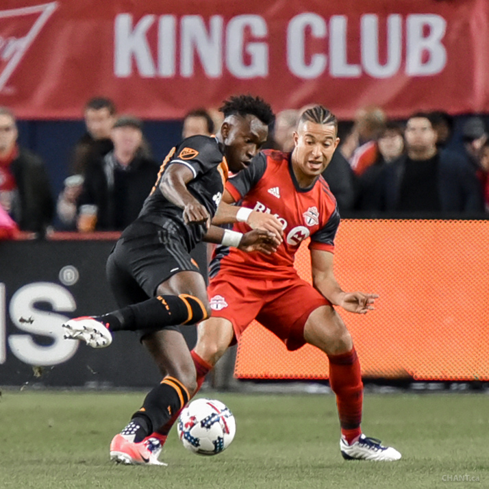 Houston Dynamo vs Toronto FC