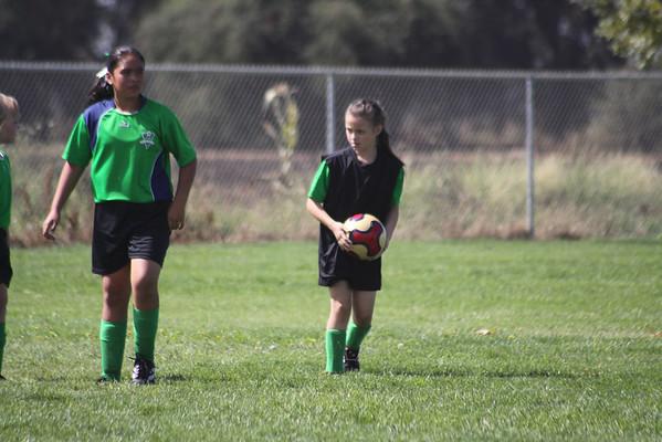 Jordyn Soccer 2009