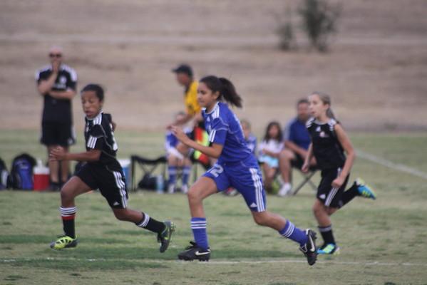 Jordyn Soccer 2011