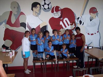 Jordyn Soccer 2004