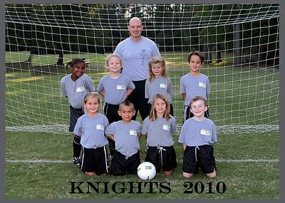 Knights Team Photos