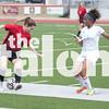 Lady Eagles soccer takes on Hirschi at Argyle High School in Argyle, Texas on 2-6-19. (Jaclyn Harris/ The Talon News)
