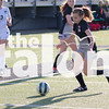 The Lady Eagles play against Kennedale on April 3, 2018 at Dragon Stadium in Southlake, Texas, on April 3, 2018. (Quinn Calendine / The Talon News)