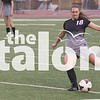 The Lady Eagles play against Ranchview on March 28, 2018 at Standridge Stadium in Carrollton, Texas, on March 27, 2018. (Quinn Calendine / The Talon News)
