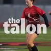 The Lady Eagles take on Alvarado in their soccer game  at Argyle High School  Argyle, TXJanuary 29, 2019. (Georgia Penn/ The Talon News)