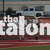 The Argyle Eagle soccer teams compete at Argyle High School on January 8, 2018. (Karina Navarro/ The Talon News)