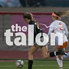 The Lady Eagles play Celina in a soccer game at Argyle High School  in Argyle, Texas, on January 22, 2019, (Georgia Penn / The Talon News)