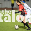 Eagles soccer play against Graham in Eagles vs. Graham  at Argyle High School  Argyle, TXFebruary 8, 2019. (Kayla Ralph/ The Talon News)