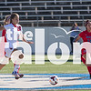 The Lady Eagles soccer team takes on Midlothian Heritage on Mar. 31, 2017. Midlothian Stadium in Midlothian, Texas on Friday. (Campbell Wilmot) (Campbell Wilmot/The Talon News)