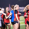 The Lady Eagles fall to Midlothian Heritage in the Region Finals at Dragon Stadium in Southlake, Tx on April 9, 2021. (Stacy Short | The Talon News)