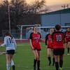 The Lady Eagles defeat Springtown 7-0 at Argyle High School. (Alex Daggett | The Talon News)