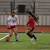 The Lady Eagles defeat Springtown with a fianl score of 5-0 in Springtown, TX at PoJo stadium March 3, 2020. (Andrew Fritz    The Talon News)