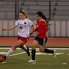 The Lady Eagles defeat Springtown with a fianl score of 5-0 in Springtown, TX at PoJo stadium March 3, 2020. (Andrew Fritz  | The Talon News)