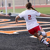 The Lady Eagles defeat Springtown with a fianl score of 4-0 in Springtown, TX at PoJo stadium March 16, 2021. (Delaney Lechowit | The Talon News)