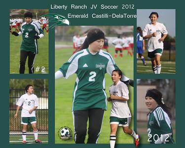 Liberty Ranch JV soccer