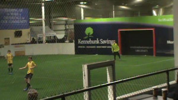 Indoor Soccer March 16, 2013