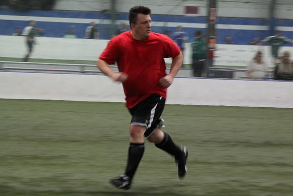 Kev @ Soccer 3/08/12