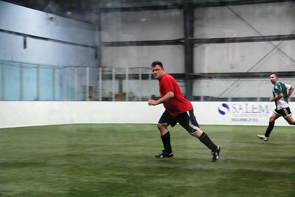 Kevin @ Soccer - Feb 2012