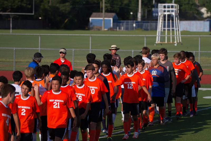 2016 05 20 - 8th Grade McMeans v West Memorial