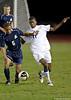 Men's Soccer vs Navy