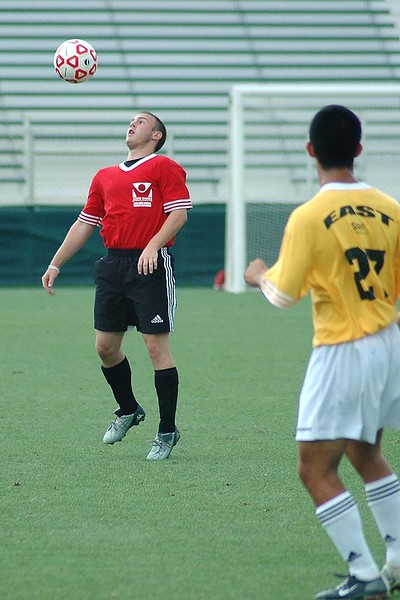 NC State Games: Gold Medal Match; East vs South, 06/19/05