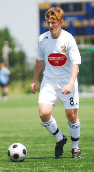 July 27/08- Halifax Dunbrack vs Cape Breton United