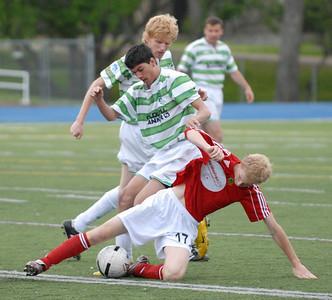 June 8/08- Cape Breton United vs Halifax City