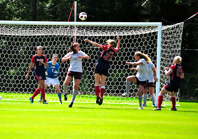 Ole Miss beats Lee Spring Soccer 2012