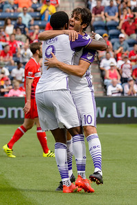 SOCCER: AUG 14 MLS - Orlando City SC at Fire