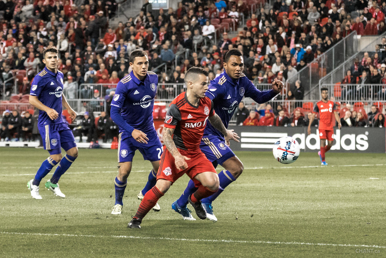 Toronto FC vs Orlando City