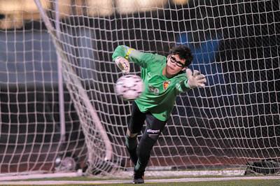 Palo Alto High vs. M-A Boys Soccer in CCS - 2017-02-22